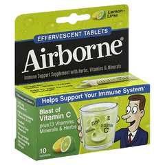 Buy Airborne Original Immune System Support Lemon Lime online used to treat Immune System Support - Medical Conditions