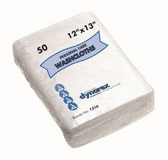 Airlay Dry Washcloths for Wet & Dry Wipes by Dynarex | Medical Supplies
