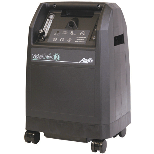 Pediatric Oxygen Concentrator with Monitor