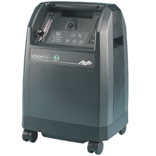 AirSep VisionAire 3 Oxygen Concentrator with Oxygen Monitor