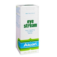 Buy Alcon Eye Stream Solution 30 ml online used to treat Eye Irritation - Medical Conditions