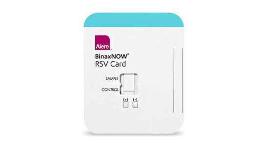 Buy Alere POC Binaxnow RSV Kit CLIA Waived 22 Test Kit online used to treat Physicians Supplies - Medical Conditions