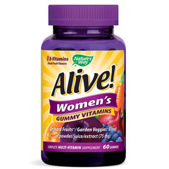 Buy Alive Women's Multivitamin Chewable Gummies, 60 Count online used to treat Multivitamin - Medical Conditions
