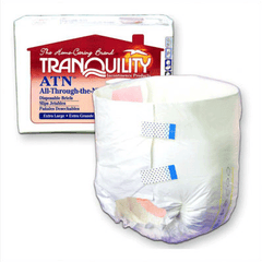 Buy All-Through-The-Night Disposable Adult Diapers by Tranquility online | Mountainside Medical Equipment