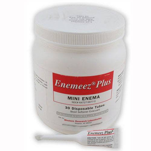 Buy Enemeez Plus Mini Enema 30/pk by Alliance Labs | SDVOSB - Mountainside Medical Equipment