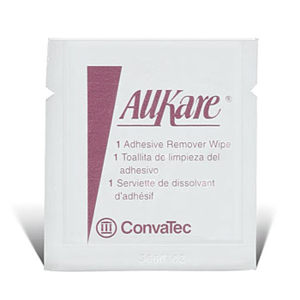 AllKare Adhesive Remover Wipes, 50 box - Ostomy Supplies - Mountainside Medical Equipment