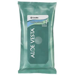 Buy Aloe Vesta Bathing Cloths 8 Pack by Convatec | Home Medical Supplies Online