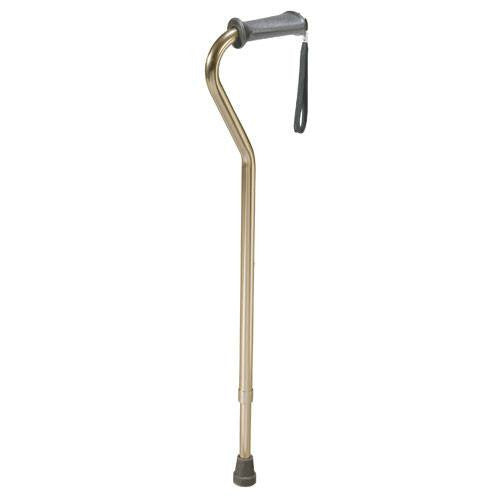 Aluminum Ortho K Grip Cane for Canes & Crutches by Drive Medical | Medical Supplies