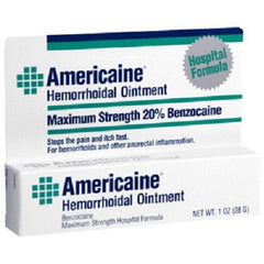 Buy Americaine Hemorrhoidal Ointment 1 oz by Insight Pharmaceuticals LLC | Home Medical Supplies Online