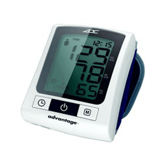 Buy Basic Advantage Digital Wrist Blood Pressure Monitor by ADC online | Mountainside Medical Equipment