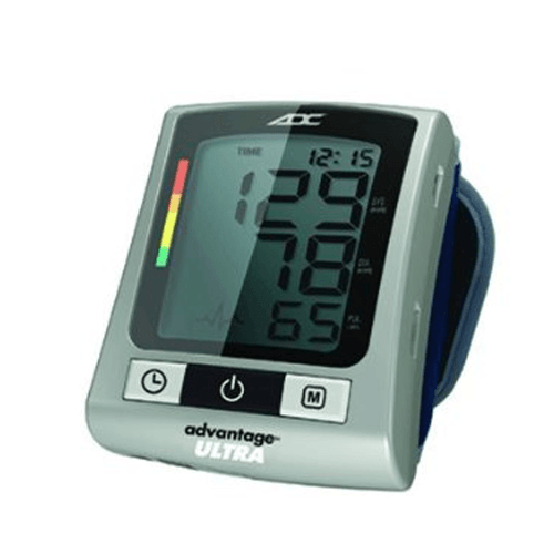 Buy Advantage 6016N Ultra Wrist Blood Pressure Monitor online used to treat Wrist Blood Pressure Monitors - Medical Conditions
