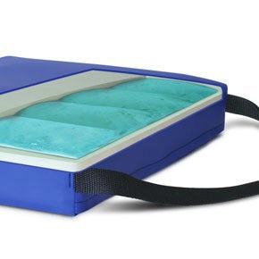 Buy Apex Quad Gel Chamber Wheelchair Cushion by New York Orthopedic | Home Medical Supplies Online