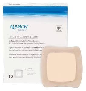 Aquacel Adhesive Gelling Foam Dressing - Wound Care - Mountainside Medical Equipment
