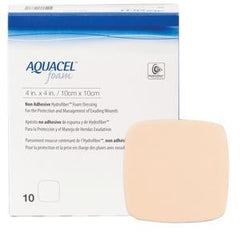 Buy Aquacel Non Adhesive Gelling Foam Dressing with Coupon Code from Convatec Sale - Mountainside Medical Equipment