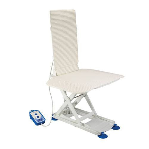 Buy AquaJoy Premier Plus Reclining Bathlift by Drive Medical online | Mountainside Medical Equipment