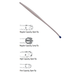 Buy Argyle Yankauer Suction Tube with Fine Capacity Tip without Vent by Covidien | SDVOSB - Mountainside Medical Equipment
