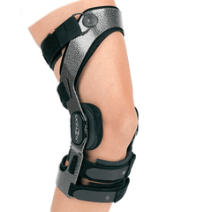Armor Action ACL Knee Brace with FourcePoint Hinge for Knee Braces by DJO Global | Medical Supplies