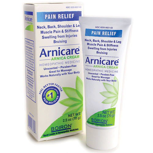 Arnicare Arnica Pain Relief Cream 2.5 oz - Pain Relief Cream - Mountainside Medical Equipment