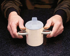 Athro Thumbs Up Cup for Dining Aids by Patterson Medical | Medical Supplies
