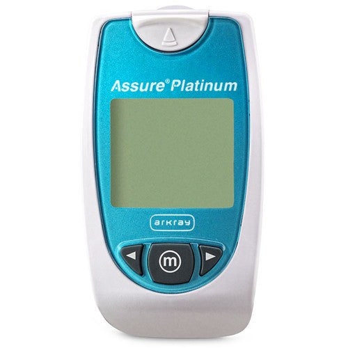 Assure Platinum Blood Glucose Monitoring System - Blood Glucose Meter - Mountainside Medical Equipment