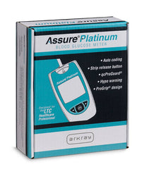 Buy Assure Platinum Blood Glucose Monitoring System used for Blood Glucose Meter by Arkray USA