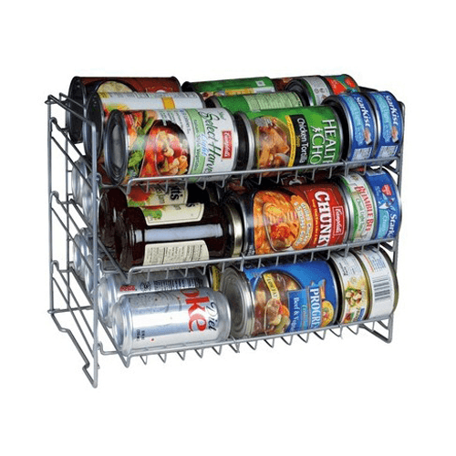 Atlantic 3-Tier Can Rack