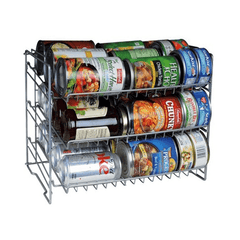 Atlantic 3-Tier Can Rack for Dining Aids by n/a | Medical Supplies