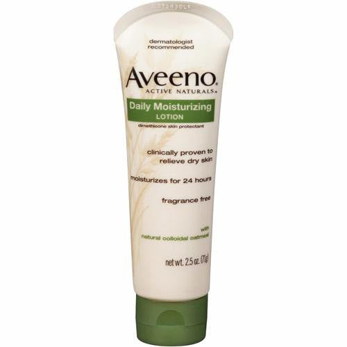 Buy Aveeno Daily Moisturizing Lotion with Colloidal Oatmeal by Johnson & Johnson from a SDVOSB | Dry Skin