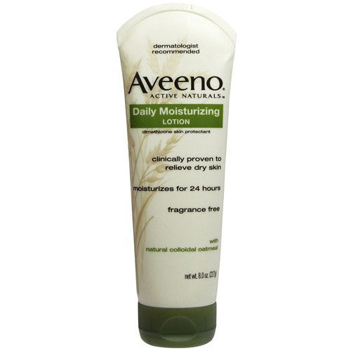 Buy Aveeno Daily Moisturizing Lotion by Johnson & Johnson from a SDVOSB | Skin Care