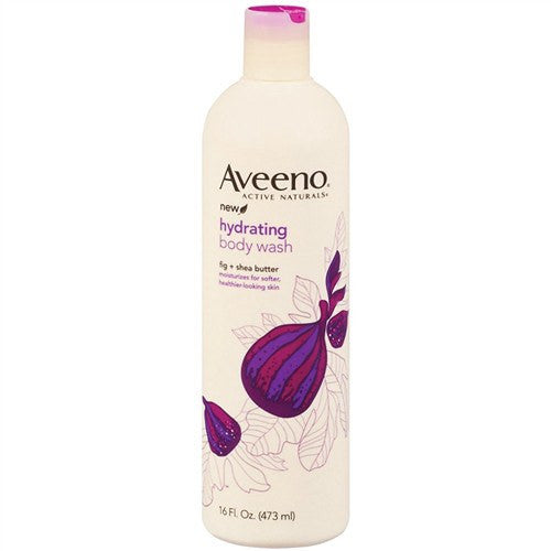 Buy Aveeno Positively Nourishing Hydrating Body Wash by n/a from a SDVOSB | Dry Skin
