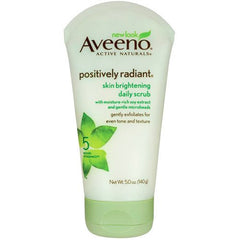 Buy Aveeno Positively Radiant Skin Brightening Daily Scrub online used to treat Acne - Medical Conditions