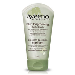 Aveeno Positively Radiant Skin Brightening Daily Scrub for Acne by n/a | Medical Supplies