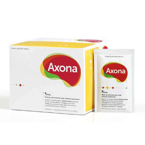 Axona Powder Medical Food Packets 40 gram 30/Box
