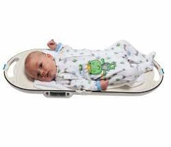 Digital Portable Pediatric Baby Tray Scale for Scales by Health-O-Meter | Medical Supplies