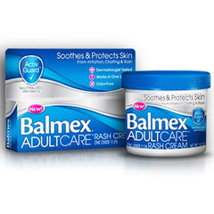 Buy Balmex Adult Care Rash Cream online used to treat Moisture Barrier Creams - Medical Conditions