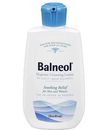 Balneol Cleansing Lotion 3 oz
