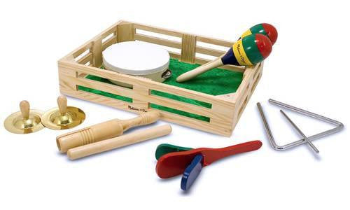 Band in a Box Sensory Stimulation Set - Sensory Motor Integration Products - Mountainside Medical Equipment