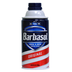 Buy Barbasol Original Shaving Cream 10 oz by Perio from a SDVOSB | Personal Care & Hygiene