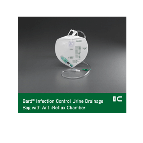 Buy Bard Infection Control Urinary Drainage Bag 2000 ml online used to treat Urine Bags - Medical Conditions