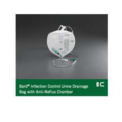 Buy Bard Infection Control Urinary Drainage Bag 2000 ml used for Urine Bags by Bard Medical
