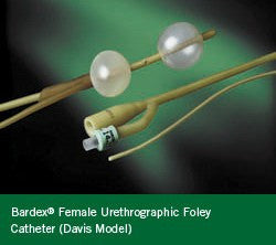 Buy Davis Foley Catheter with Two Balloons online used to treat Catheters - Medical Conditions