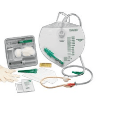 Buy Bardex I.C. Foley Tray with 16 French Catheter by Bard Medical wholesale bulk | Foley Kits and Trays