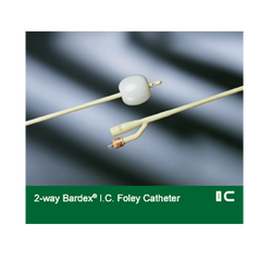 Buy Bardex Infection Control Foley Catheter with Silver Coating used for Catheters by Bard Medical