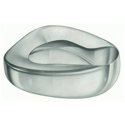 Buy Stainless Steel Bedpan by Tech-Med Services from a SDVOSB | Bariatric Supplies