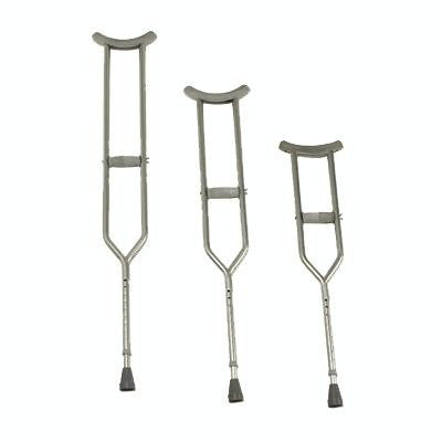 Bariatric Crutches - Lightweight & Adjustable