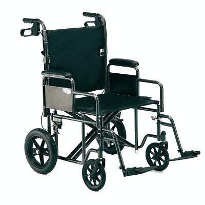 Invacare Bariatric Transport Chair