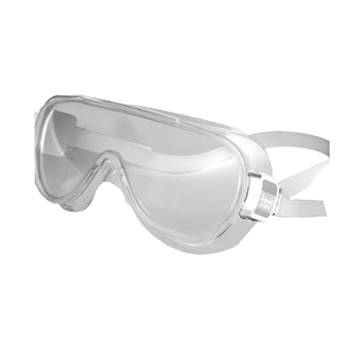 Barrier Protective Goggles with Wraparound Seal