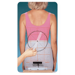 Baseline Posture Evaluation Kit for Physical Therapy by Fabrication Enterprises | Medical Supplies
