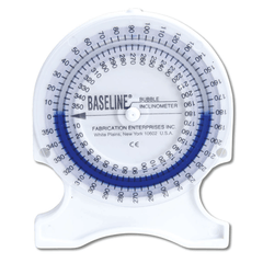 Bubble ROM Measuring Inclinometer for Physical Therapy by n/a | Medical Supplies