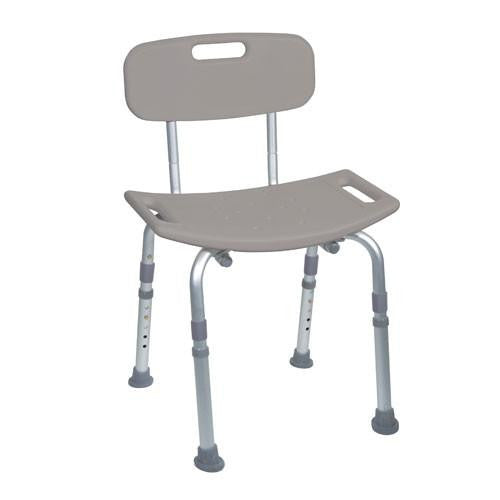 Aluminum Shower Chair with Carry Bag